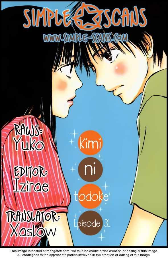 Kimi ni Todoke 31 Page 1