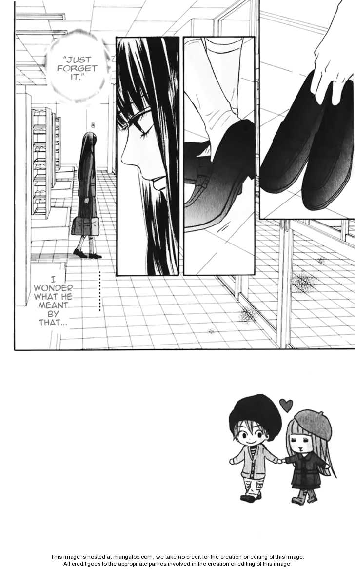 Kimi ni Todoke 31 Page 3