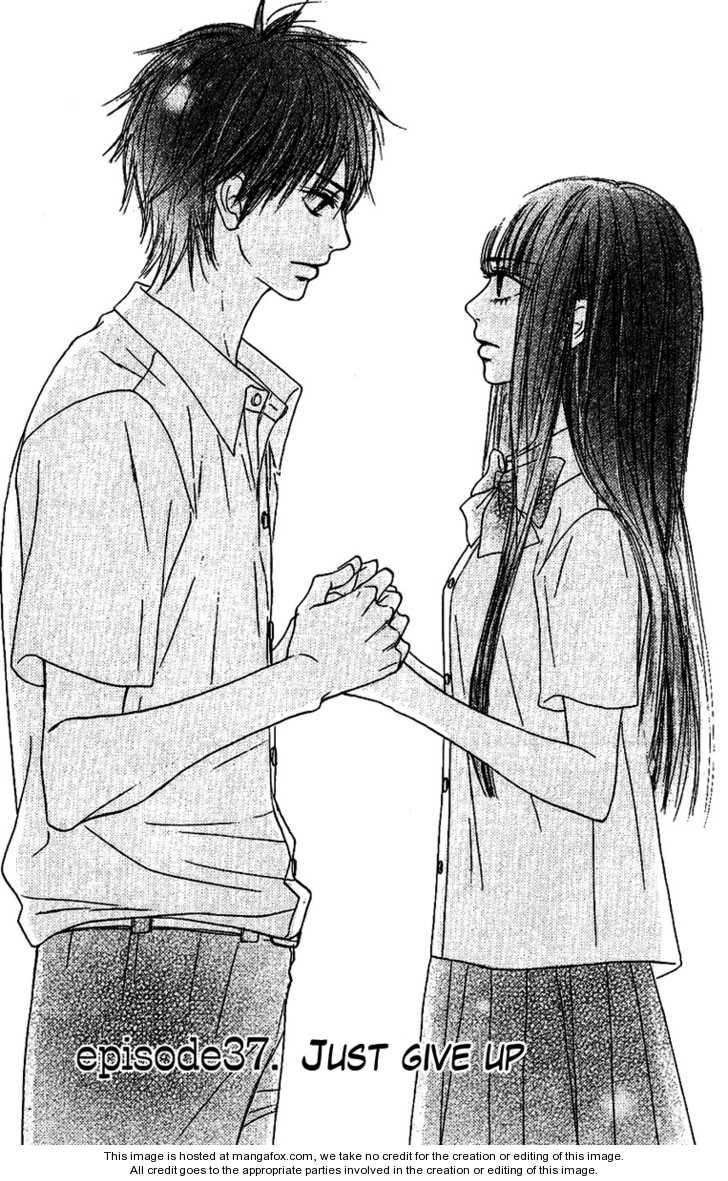 Kimi ni Todoke 37 Page 1