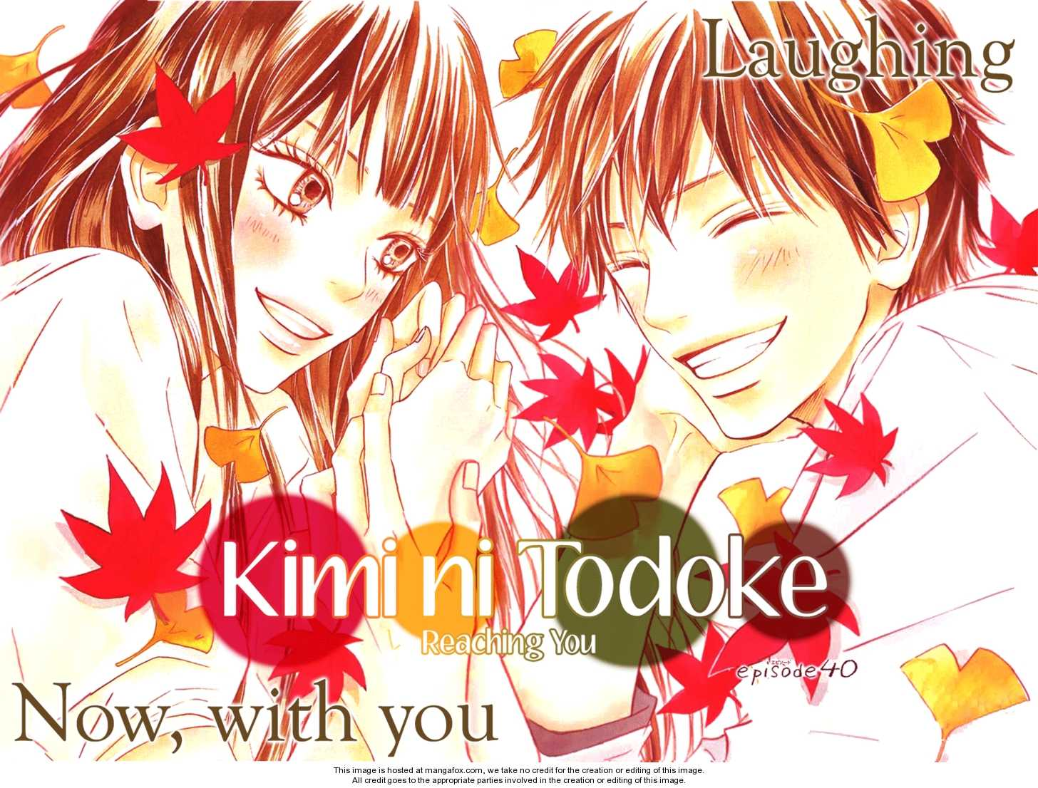 Kimi ni Todoke 40 Page 2