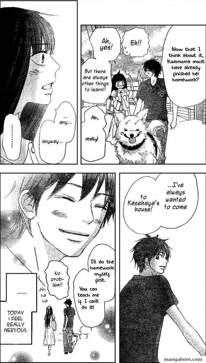 Kimi ni Todoke 52 Page 4