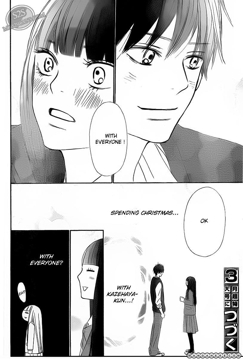 Kimi ni Todoke 64 Page 34