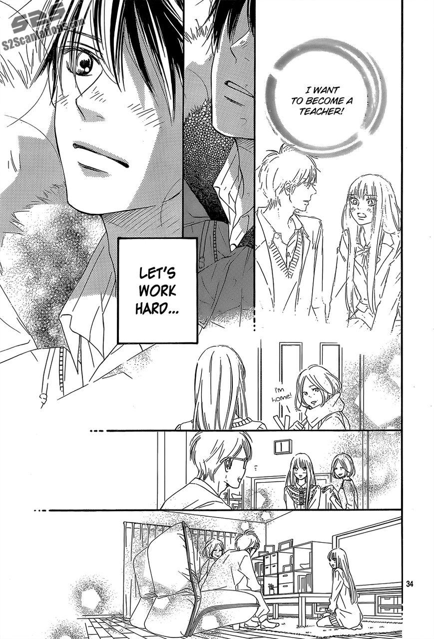 Kimi ni Todoke 80 Page 35