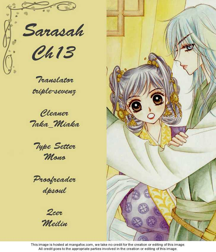 Sarasah 13 Page 1