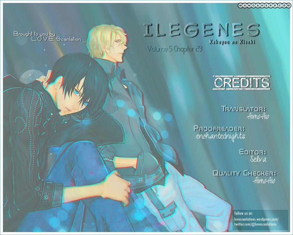 Ilegenes 29 Page 1