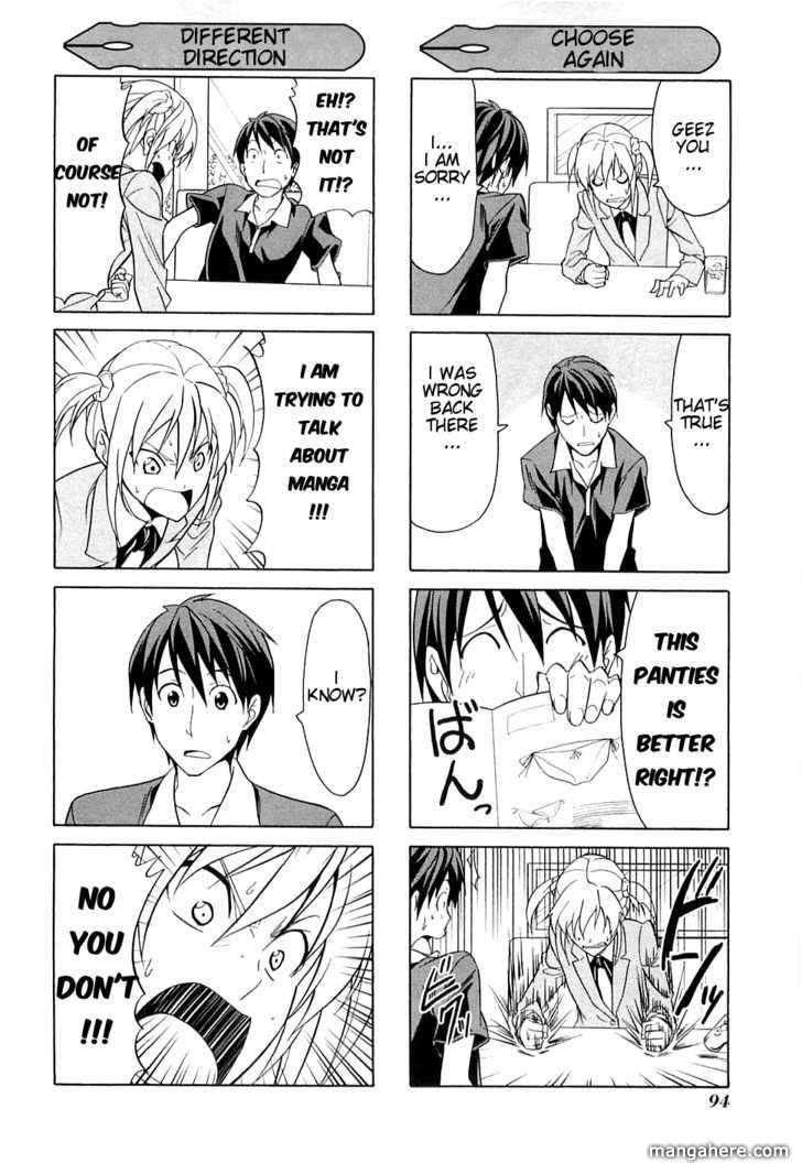Mangaka-san to Assistant-san to 33.5 Page 2