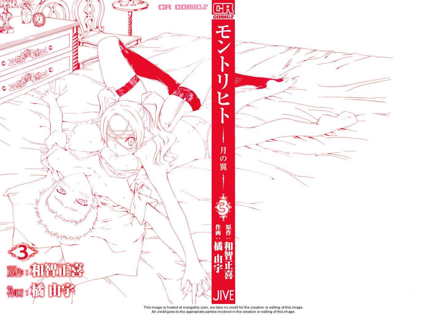 Mondlicht - Tsuki no Tsubasa 13 Page 2