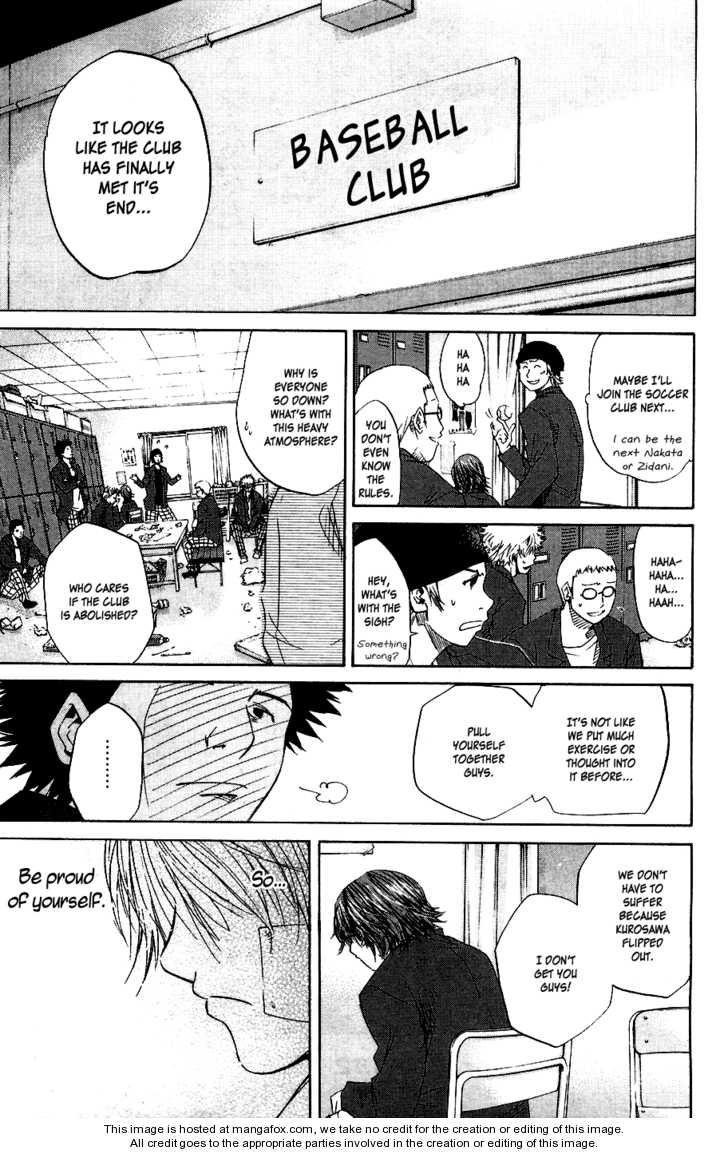"""Shinyaku """"Kyojin no Hoshi"""" Hanagata 4 Page 3"""