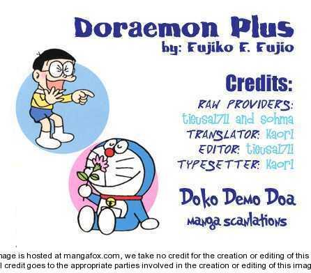 Doraemon Plus 8 Page 1
