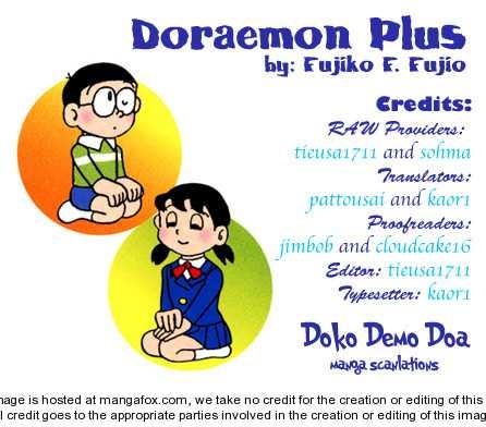 Doraemon Plus 1 Page 1