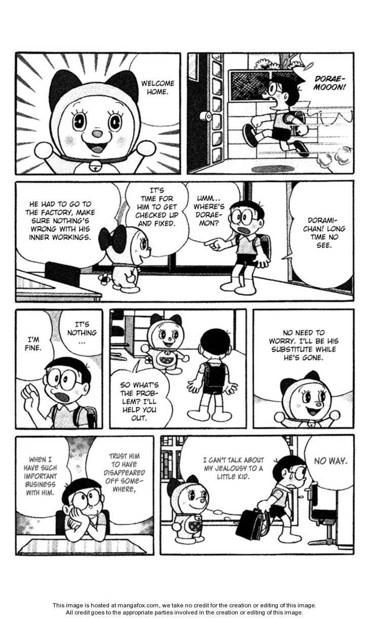 Doraemon Plus 20 Page 3