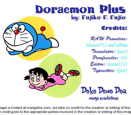 Doraemon Plus 15 Page 1