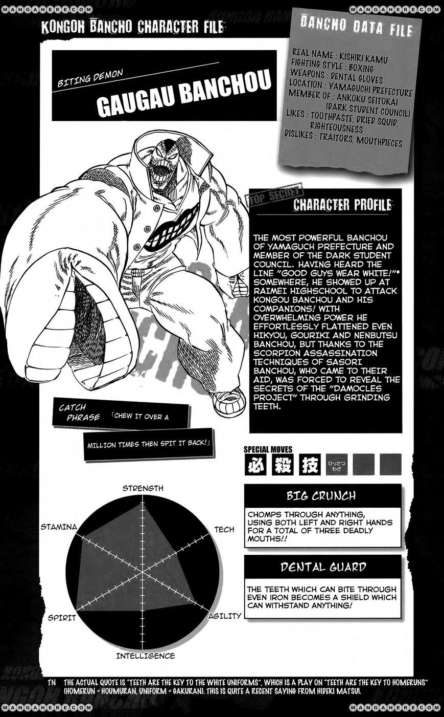 Kongou Banchou 75.5 Page 1