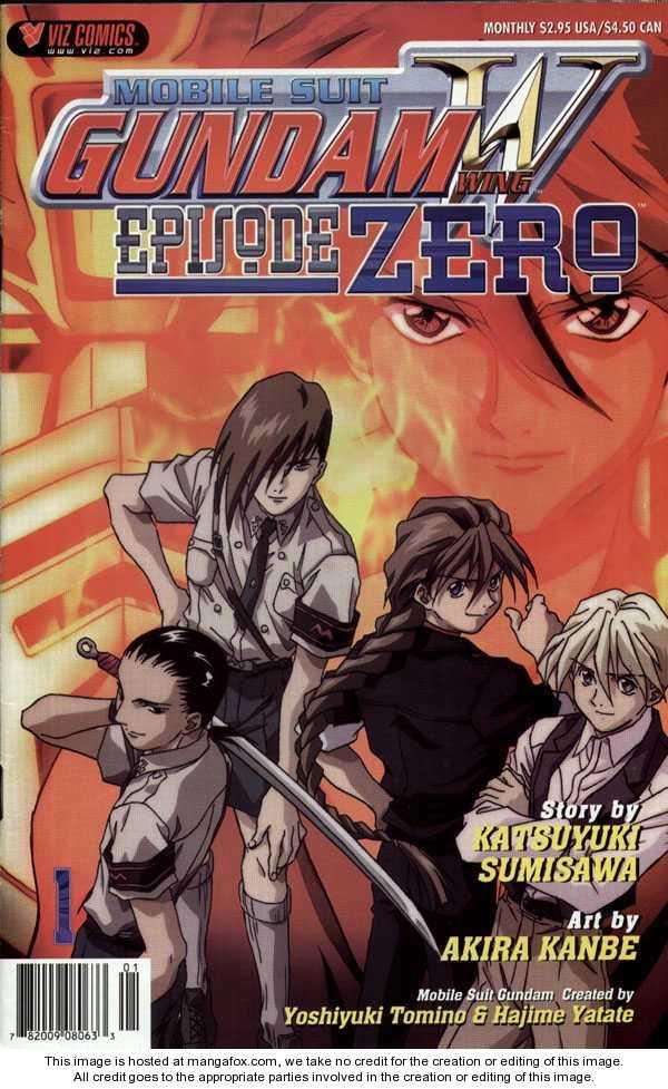 Shin Kidou Senki Gundam W: Episode Zero 1 Page 1