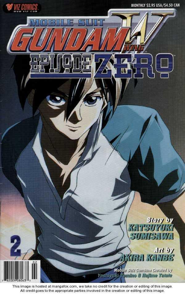 Shin Kidou Senki Gundam W: Episode Zero 2 Page 2