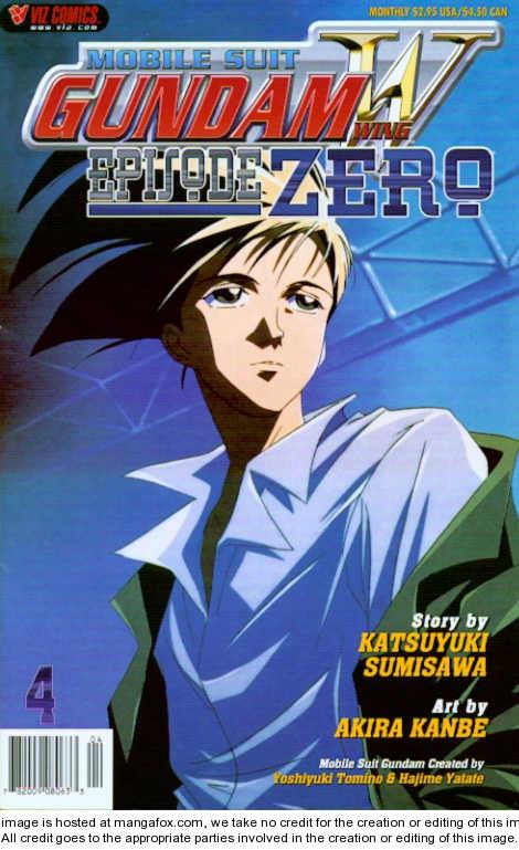 Shin Kidou Senki Gundam W: Episode Zero 4 Page 1