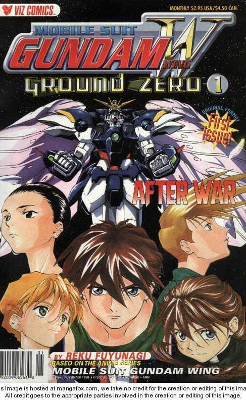 Shin Kidou Senki Gundam W: Ground Zero 1 Page 1