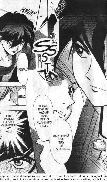 Shin Kidou Senki Gundam W: Ground Zero 3 Page 3