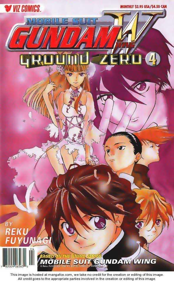 Shin Kidou Senki Gundam W: Ground Zero 4 Page 1