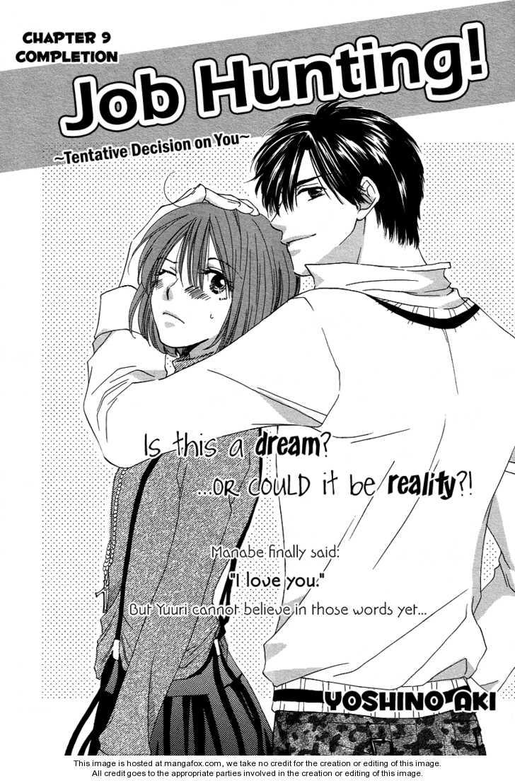 Shuukatsu!! - Kimi ni Naitei 9 Page 3
