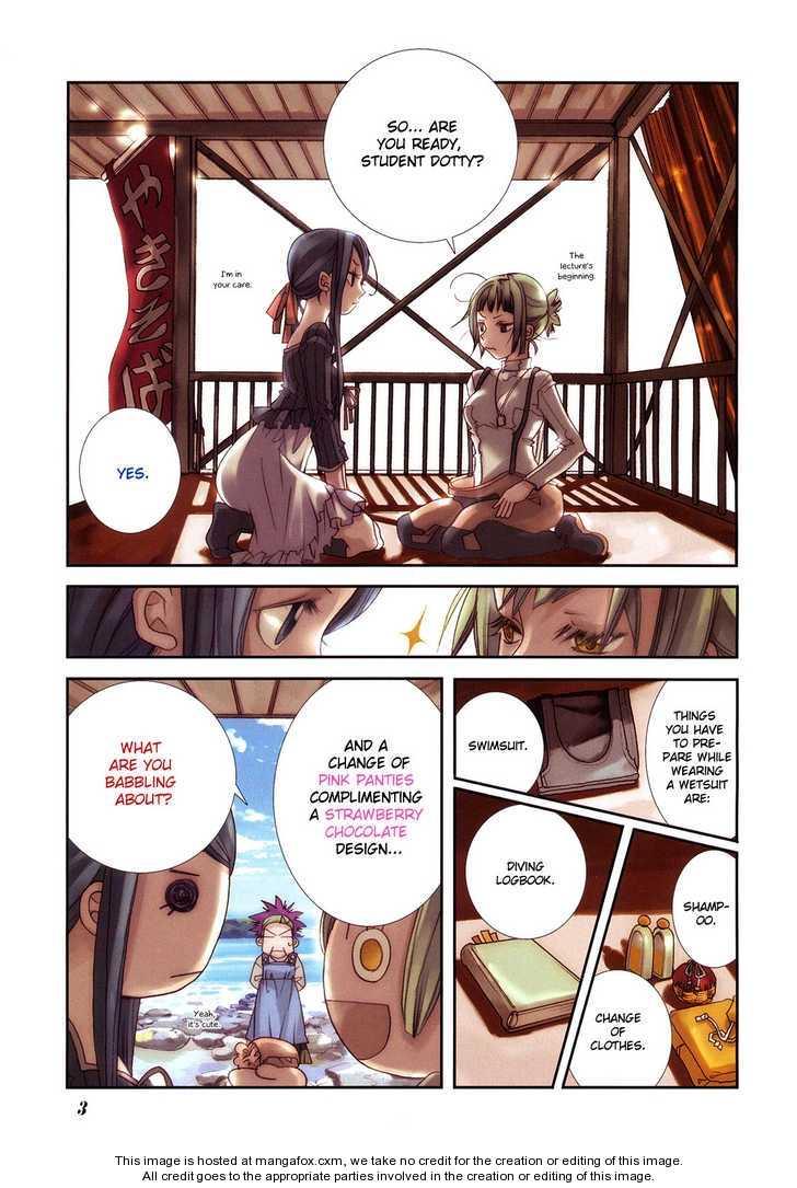 Amanchu 9 Page 1