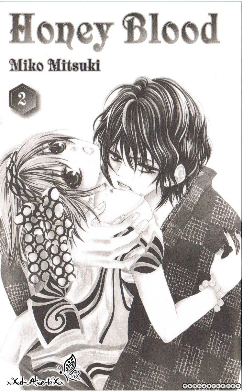 Mitsu Aji Blood 6 Page 2