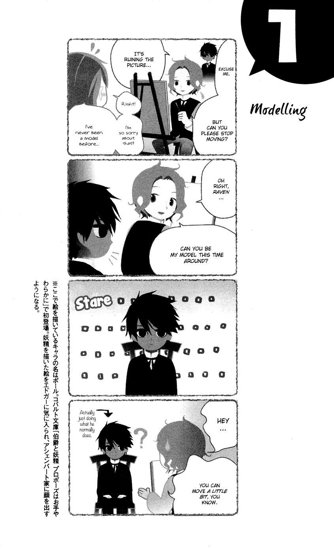 Hakushaku to Yousei 15.1 Page 2