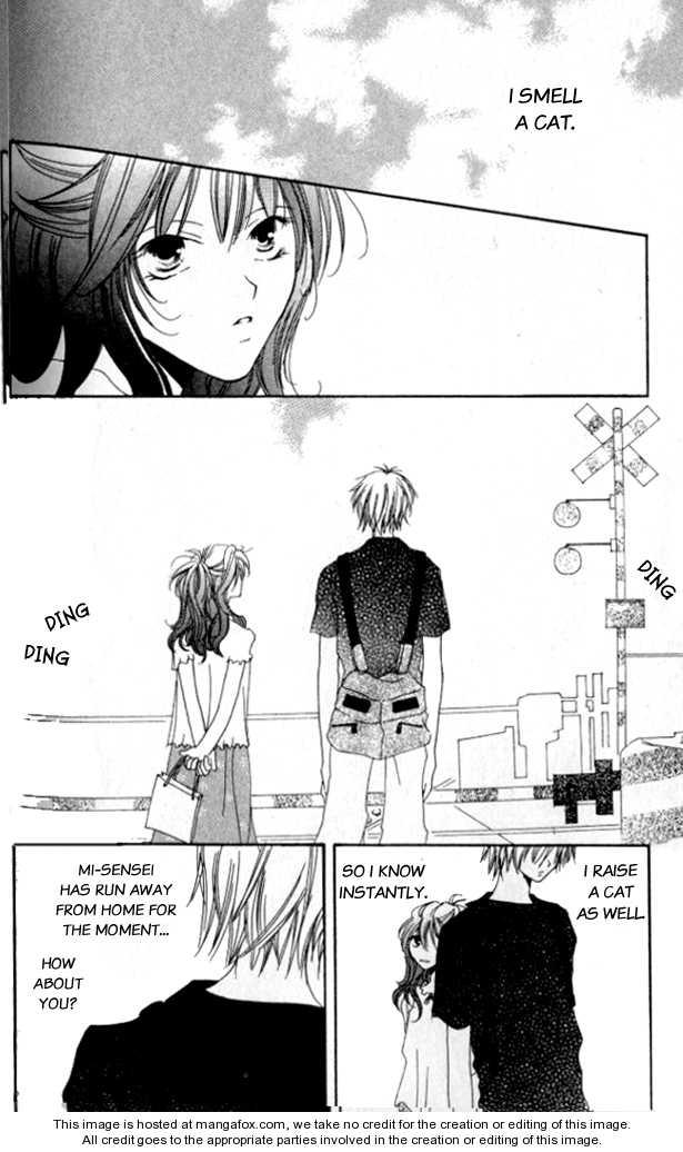 Kokuhaku Kurabu 10 Page 3