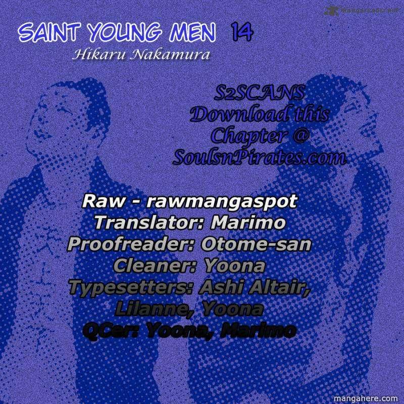 Saint Oniisan 14 Page 1