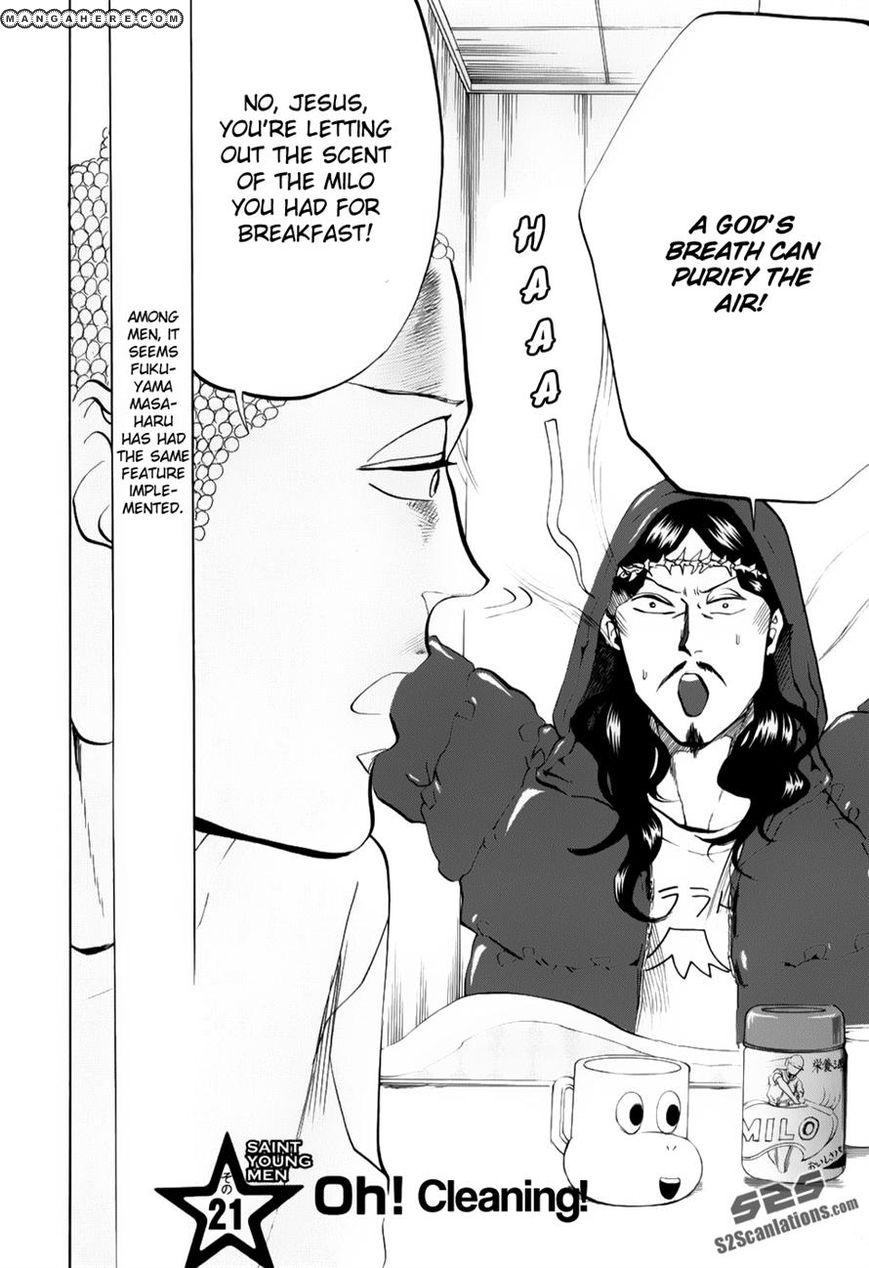 Saint Oniisan 21 Page 2