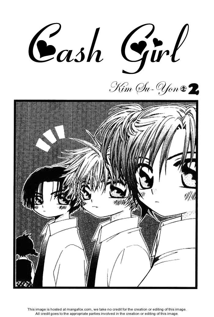 Cash Girl 6 Page 2