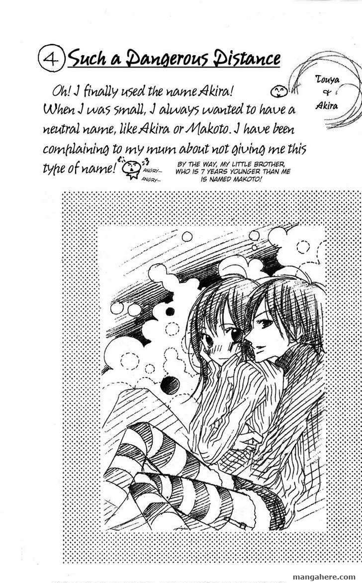 Hidarite no Love Letter 4 Page 1