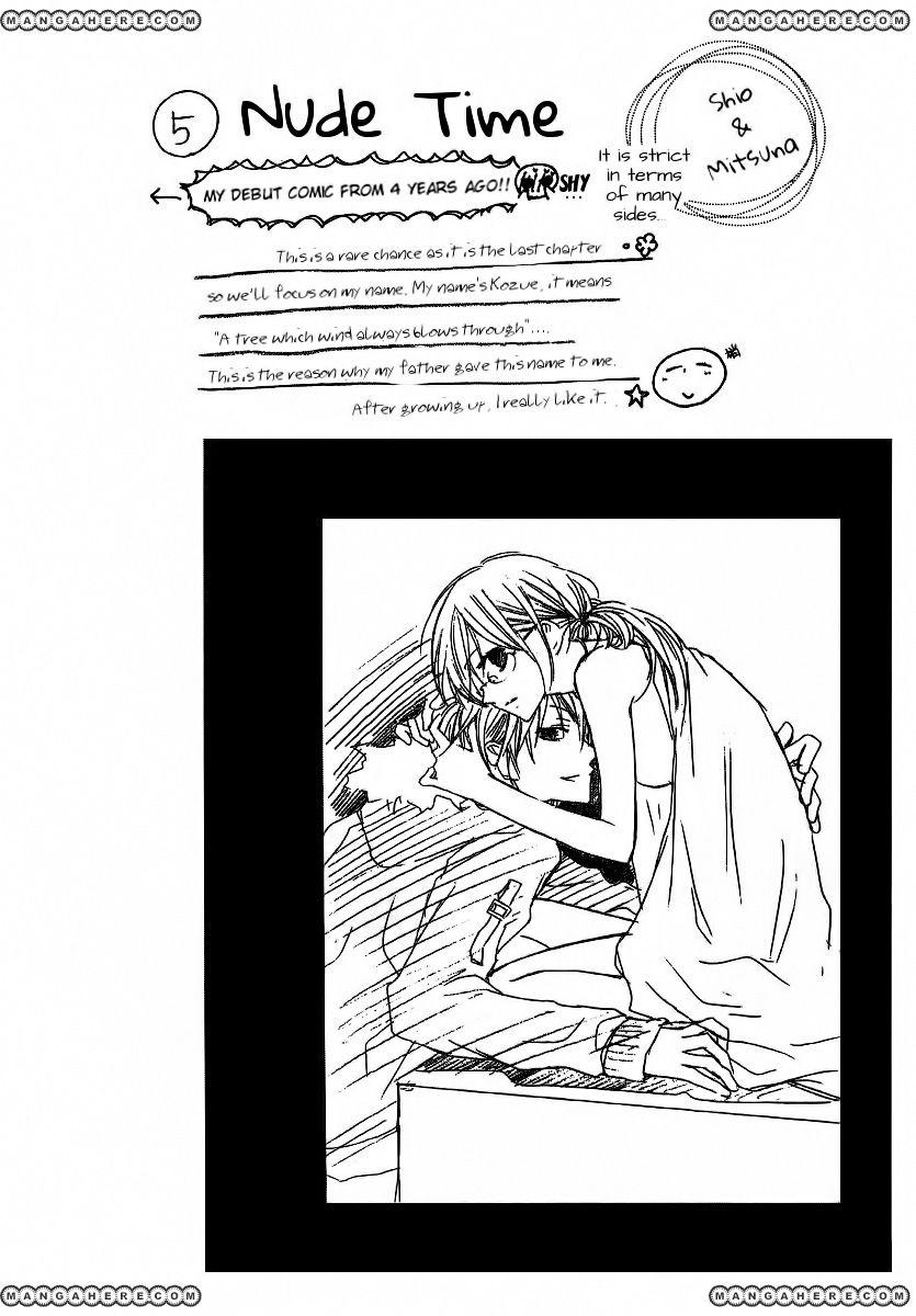 Hidarite no Love Letter 5 Page 1