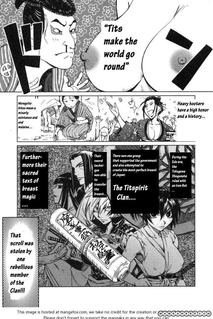 Manyuu Hikenchou 2 Page 3