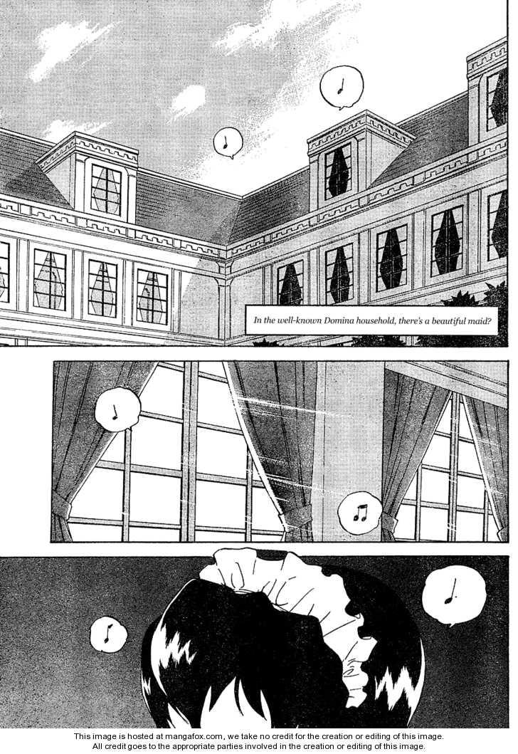 Domina no Do! 5 Page 1