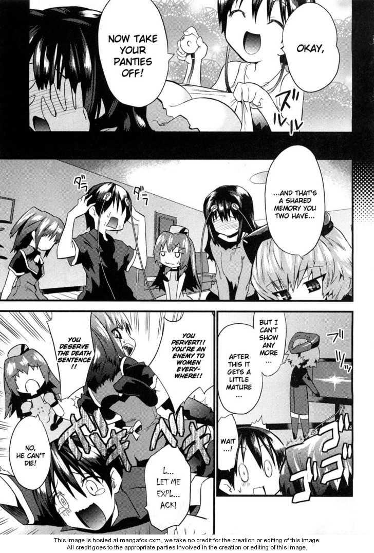 Yomeiro Choice 2 Page 3