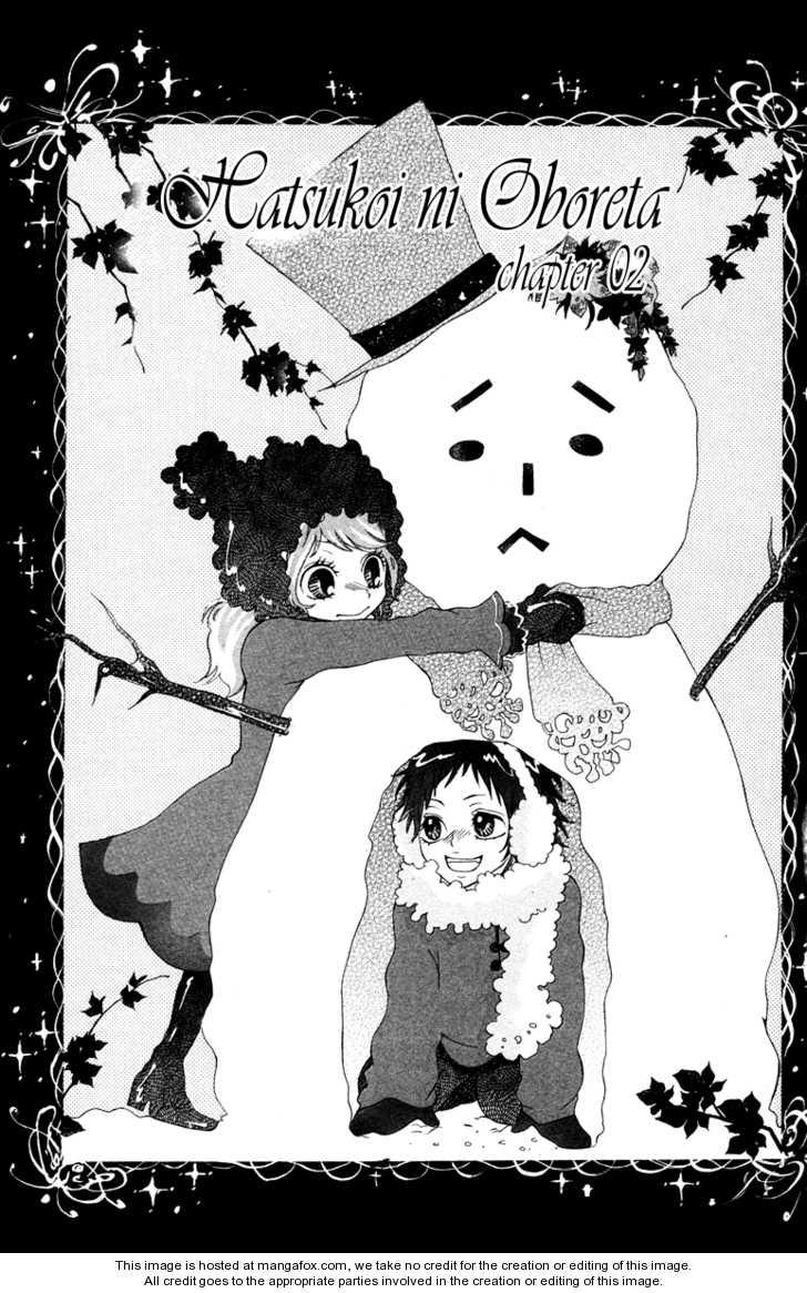 Hatsukoi Oboreta Hatsukoi ni Oboreta 2 Page 2