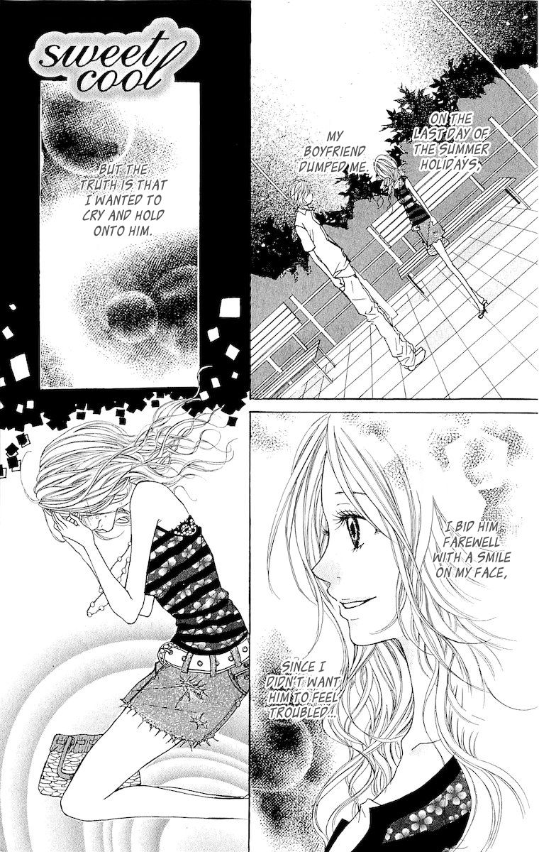 Hatsukoi Oboreta Hatsukoi ni Oboreta 4 Page 1