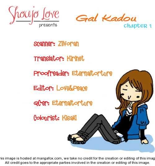 Gal Kadou 1 Page 1