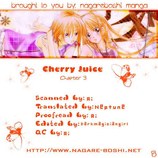 Cherry Juice 3 Page 1