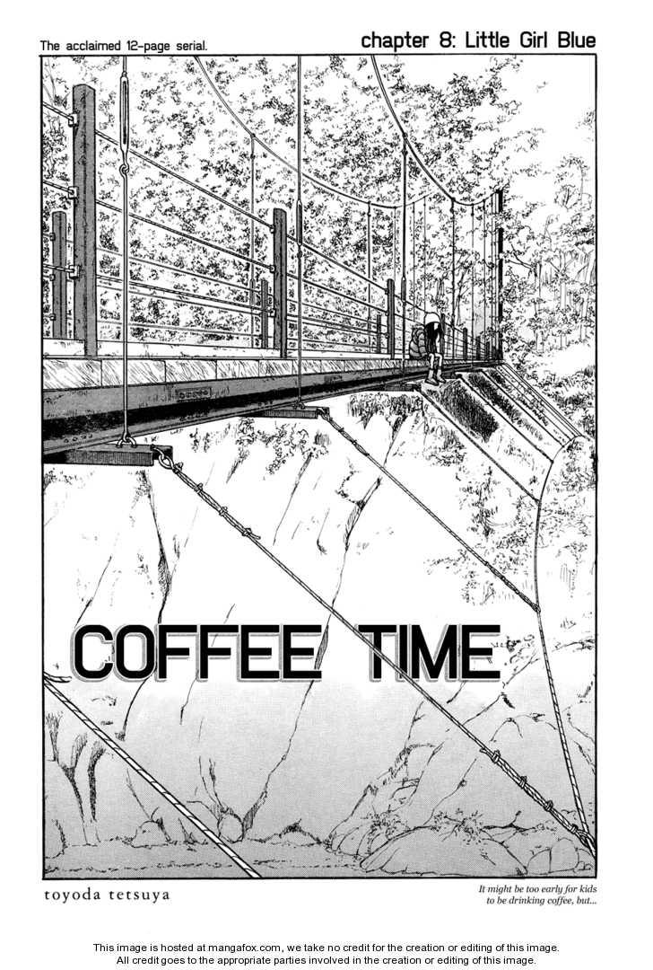 Koohii Jikan 8 Page 1