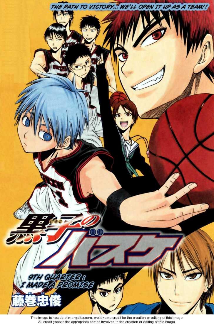 Kuroko no Basket 9 Page 1