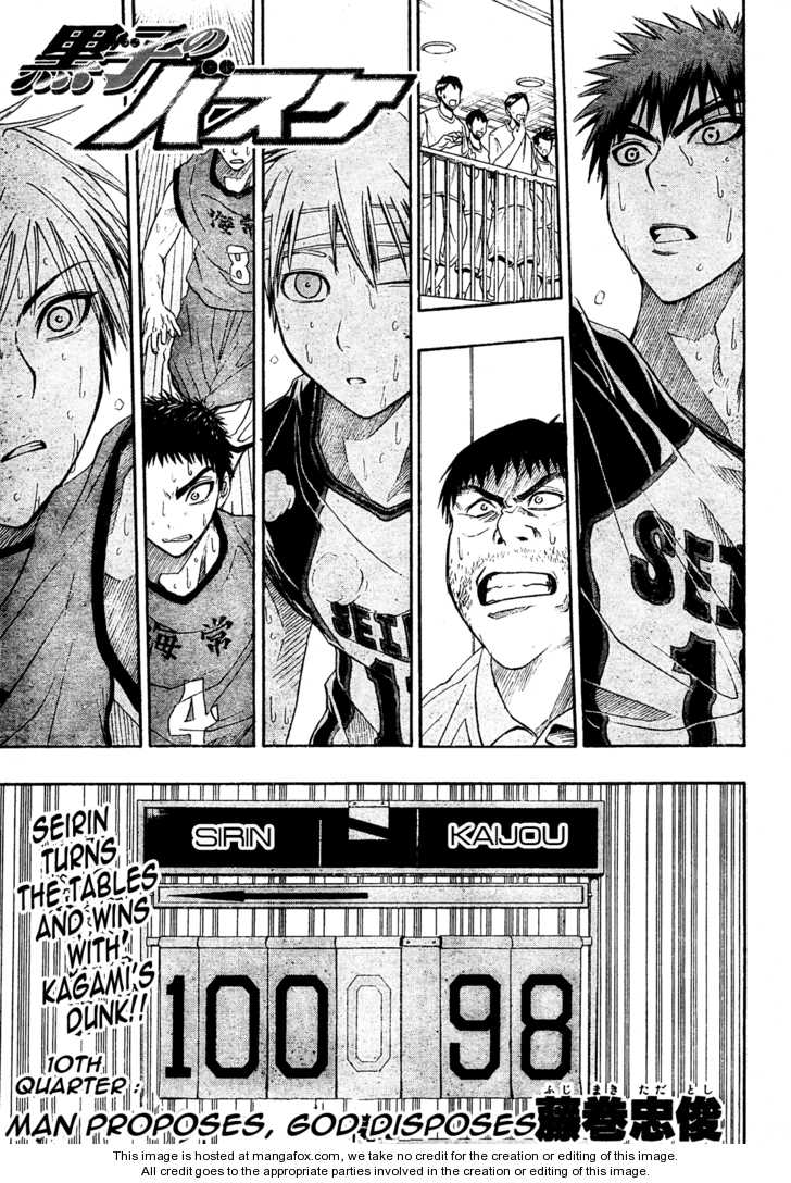 Kuroko no Basket 10 Page 1
