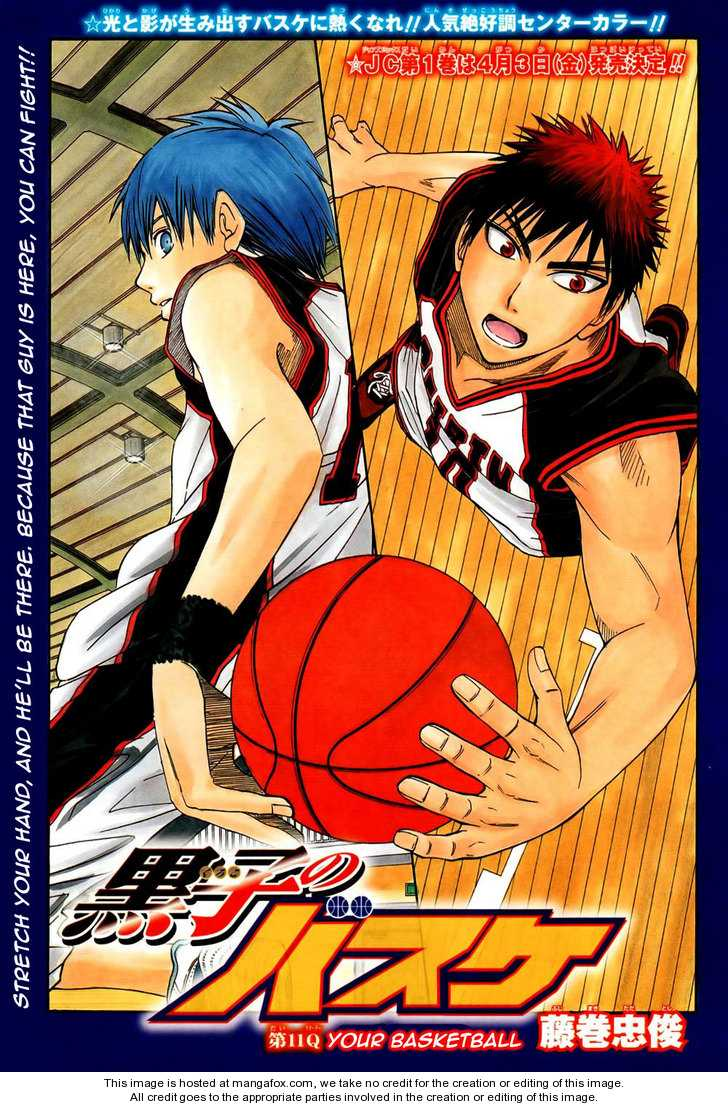 Kuroko no Basket 11 Page 2