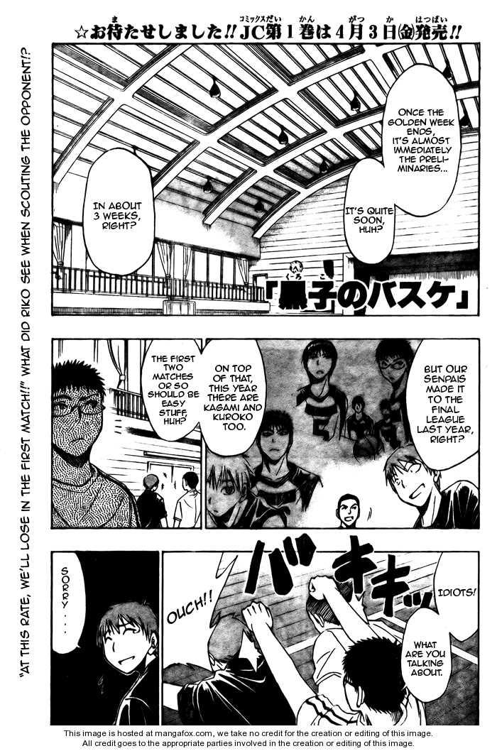 Kuroko no Basket 13 Page 2