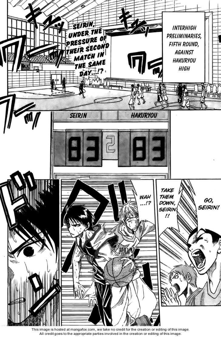 Kuroko no Basket 18 Page 3