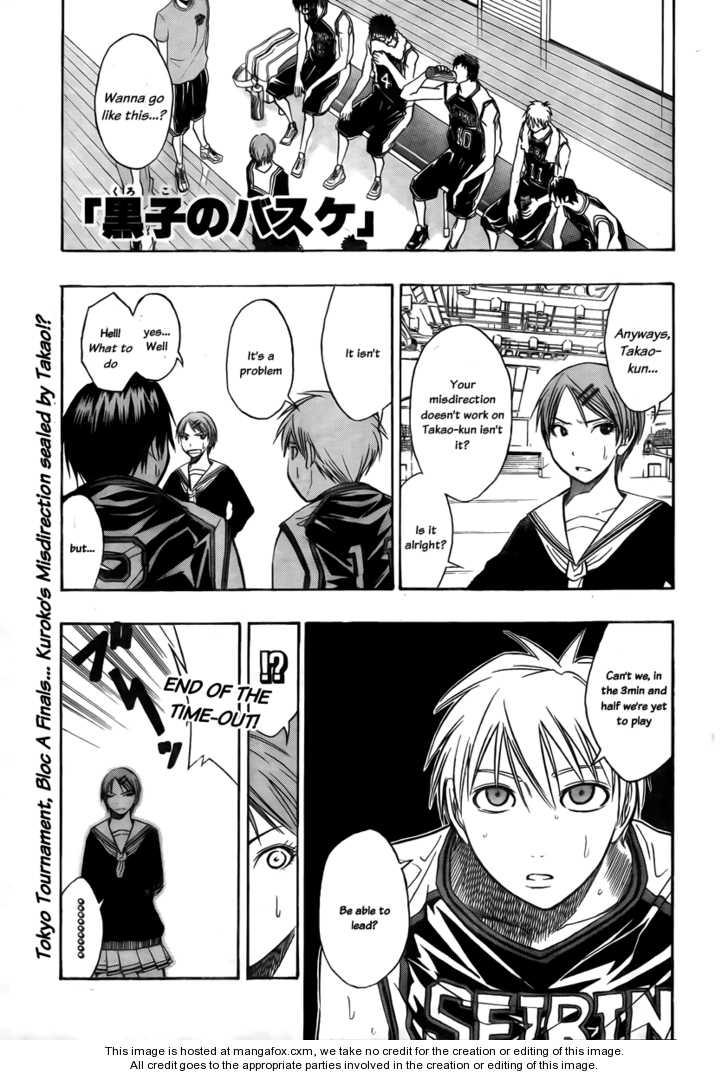 Kuroko no Basket 28 Page 1
