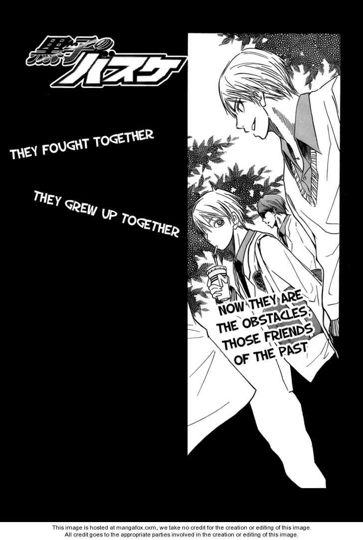 Kuroko no Basket 29 Page 1