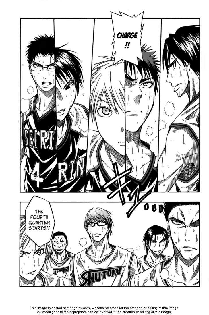 Kuroko no Basket 33 Page 4