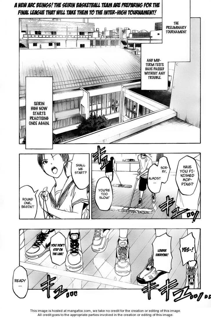 Kuroko no Basket 38 Page 2